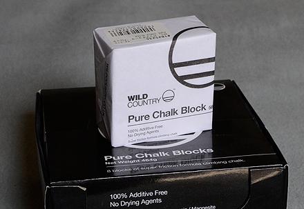 ワイルドカントリー ピュアチョークブロック